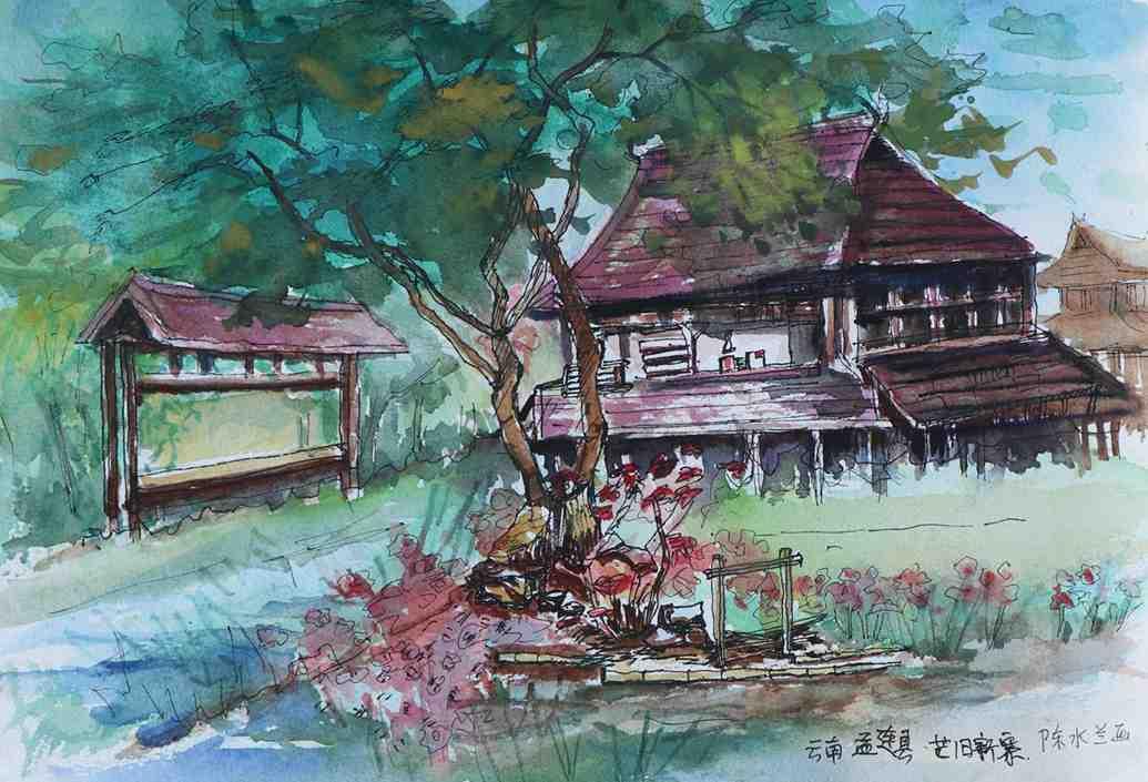 陈水兰,1954年喜欢浦东,生于画,爱牌子,v牌子充满色彩.情趣用品情趣中国图片